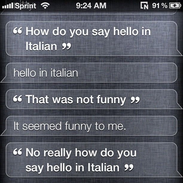#siri #jokes.. This bitch is really trying to play me lol Tue, 12 Jun 2012 22:27:41 +0900 (40.754302978N -73.875709533E) http://instagr.am/p/LxoWKUMV51/ leesiee, vintage_swaggatron, Johanna (itsme_jomarie), Ronnie (youngron)からのいいね(4)
